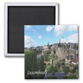 LU - Luxembourg - Luxembourg Magnet