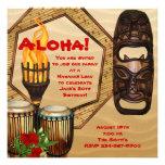 Luau Birthday Party Hawaiian Luau Party