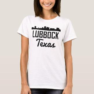 Lubbock Texas Skyline T-Shirt