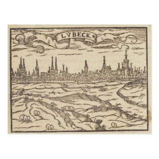 Lübeck Postcard