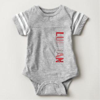 Lubnan (Lebanon) Baby Bodysuit