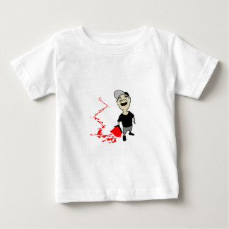 Lubrication finch baby T-Shirt