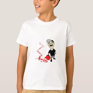 Lubrication finch T-Shirt