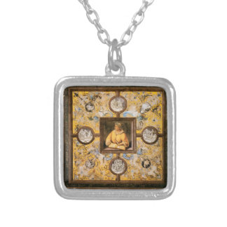 Luca Signorelli: Ovid Silver Plated Necklace