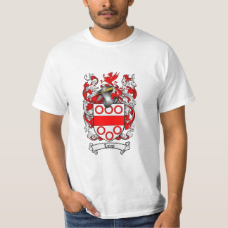 Lucas Family Crest - Lucas Coat of Arms T-Shirt
