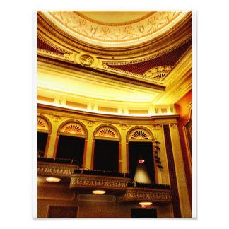 Lucas Theatre, Savannah Photographic Print