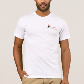 Lucassian Photography-Shooting people for money T-Shirt