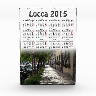 Lucca, Italy 2015 Calendar