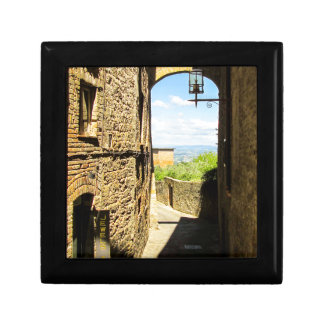 Lucca, Italy Photo Print Gift Box