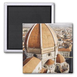 Luce di Firenze The Duomo Italy Watercolor Fridge Magnet
