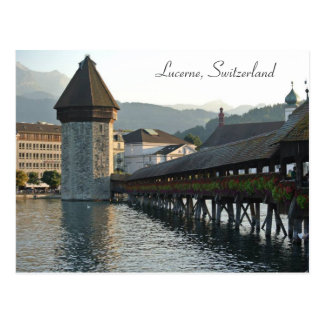 Lucerne,Switzerland Postcard