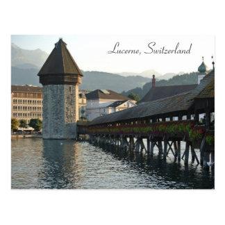 Lucerne,Switzerland Postcard