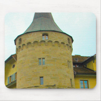 Lucerne - Water tower Mouse Pad
