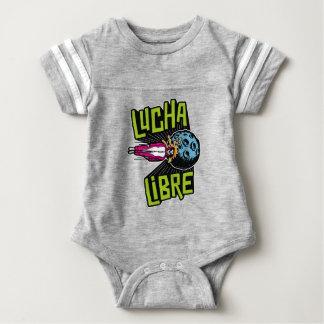 LUCHA IMPACT BABY BODYSUIT