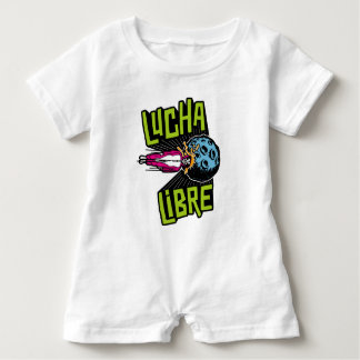 LUCHA IMPACT BABY ROMPER