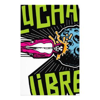 LUCHA IMPACT STATIONERY