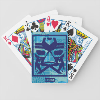 LUCHA LIBEY dos Bicycle Playing Cards