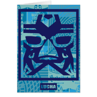 LUCHA LIBEY dos Card
