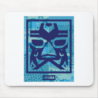 LUCHA LIBEY dos Mouse Pad