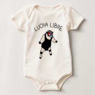 LUCHA LIBRE#25 BABY BODYSUIT