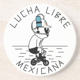 LUCHA LIBRE#26a Coaster