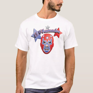 Lucha Libre - Barack Obama Wrestler T-Shirt