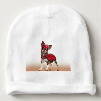 Lucha libre dog ,funny chihuahua,chihuahua baby beanie
