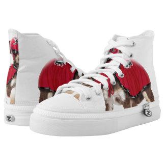 Lucha libre dog ,funny chihuahua,chihuahua high tops