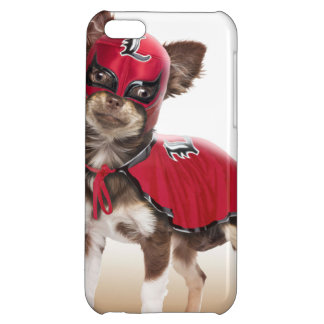 Lucha libre dog ,funny chihuahua,chihuahua iPhone 5C cover