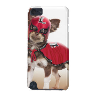Lucha libre dog ,funny chihuahua,chihuahua iPod touch (5th generation) cases