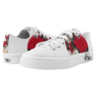 Lucha libre dog ,funny chihuahua,chihuahua Low-Top sneakers