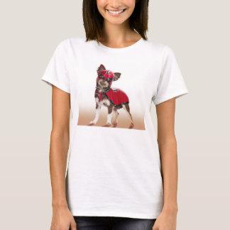 Lucha libre dog ,funny chihuahua,chihuahua T-Shirt
