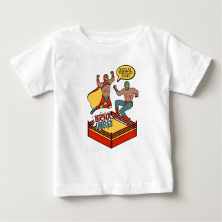 Lucha Libre Heroes Baby T-Shirt