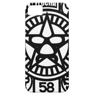 LUCHA MONO iPhone 5 CASE
