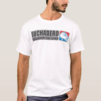 LUCHADERO BRAND Gladiadores Del Ring T-Shirt