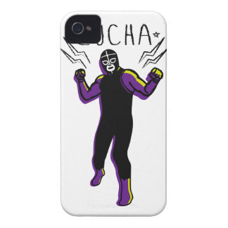 LUCHADOR#5 iPhone 4 Case-Mate CASE