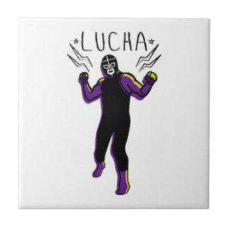 LUCHADOR#5 TILE