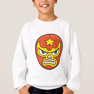 Luchador Mask 2 Sweatshirt