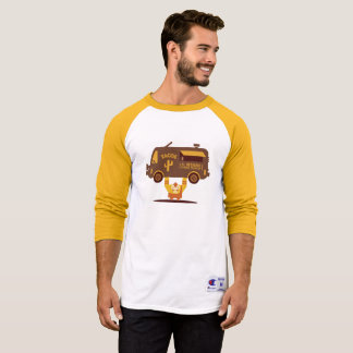 Luchador Strongman T-Shirt
