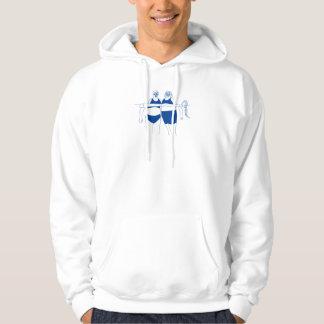 luchadoras#1 hoodie
