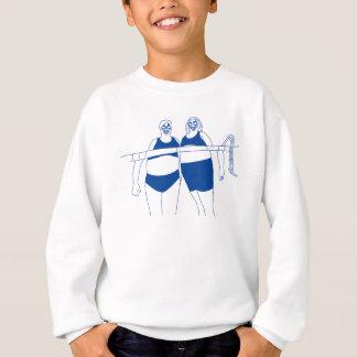 luchadoras#1 sweatshirt