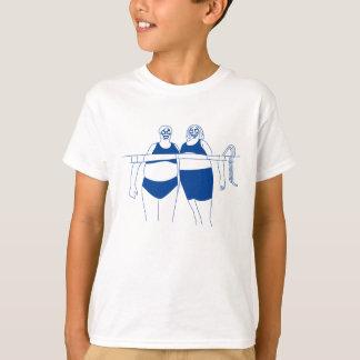 luchadoras#1 T-Shirt