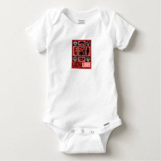 LUCHALIBRE MEXICO BABY ONESIE
