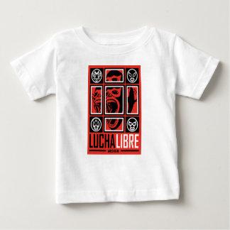 LUCHALIBRE MEXICO BABY T-Shirt