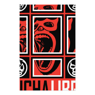 LUCHALIBRE MEXICO STATIONERY