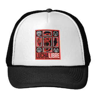 LUCHALIBRE MEXICO TRUCKER HAT