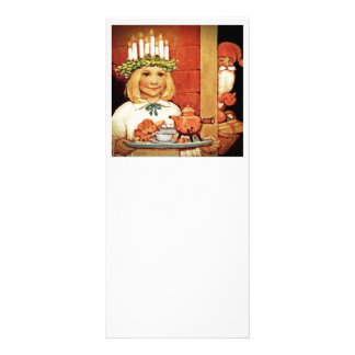 Lucia Karin with Nisse Rack Card