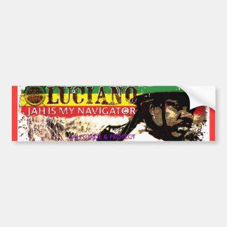 Luciano JMN Bumper Sticker