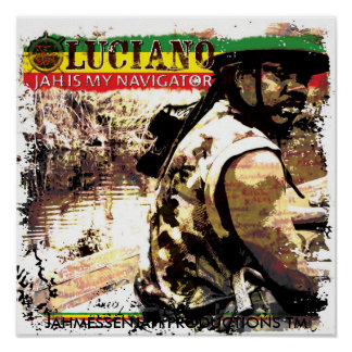 Luciano  JMN Poster