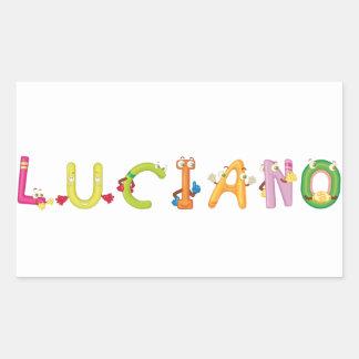 Luciano Sticker
